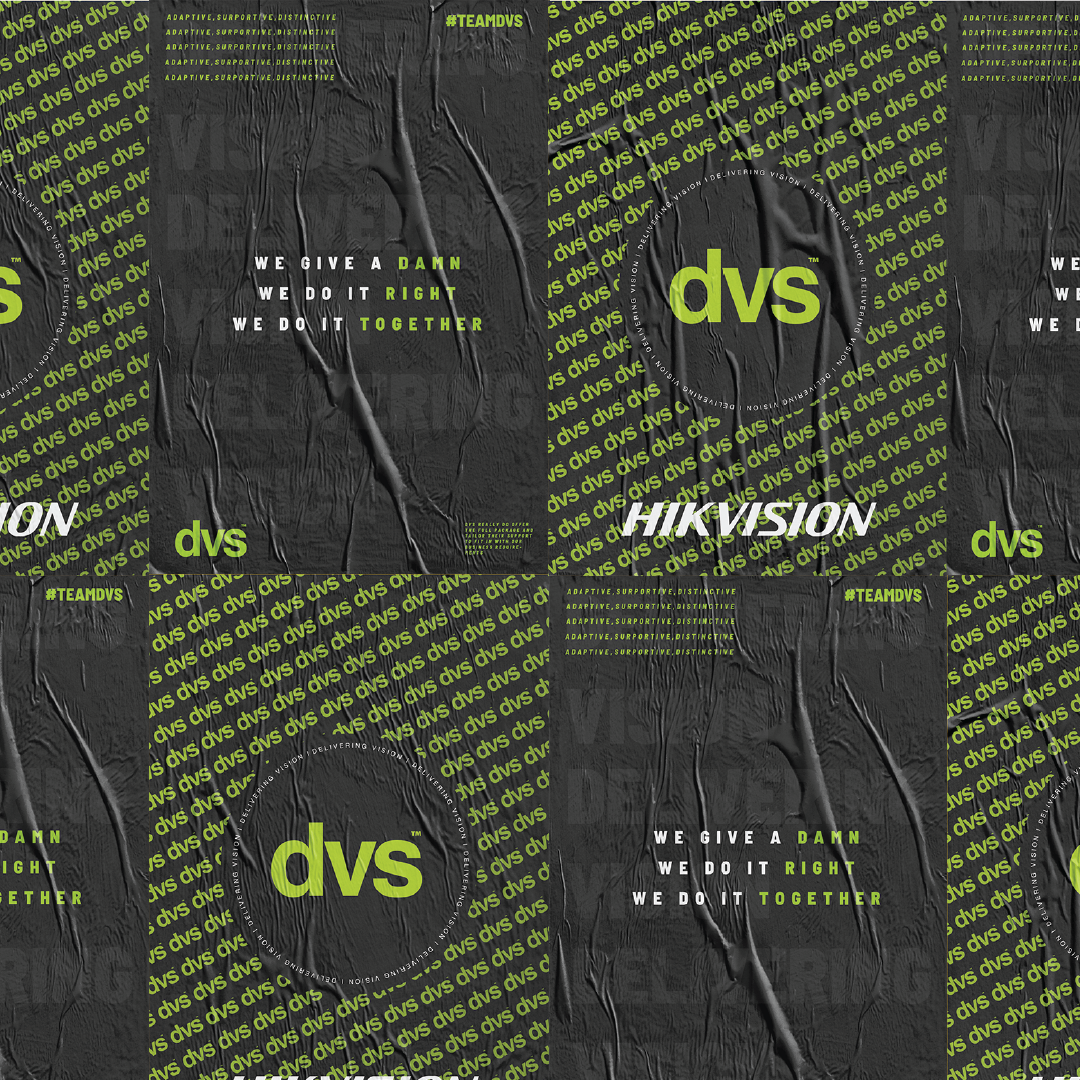 Graphic Visuals for DVS